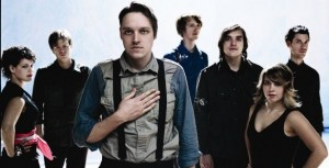 Arcade Fire Press image