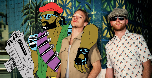 Major Lazer Image Slider