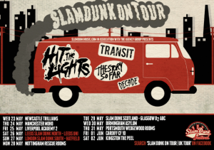 Slam Dunk on Tour