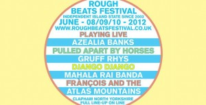 Rough Beats Festival 2012