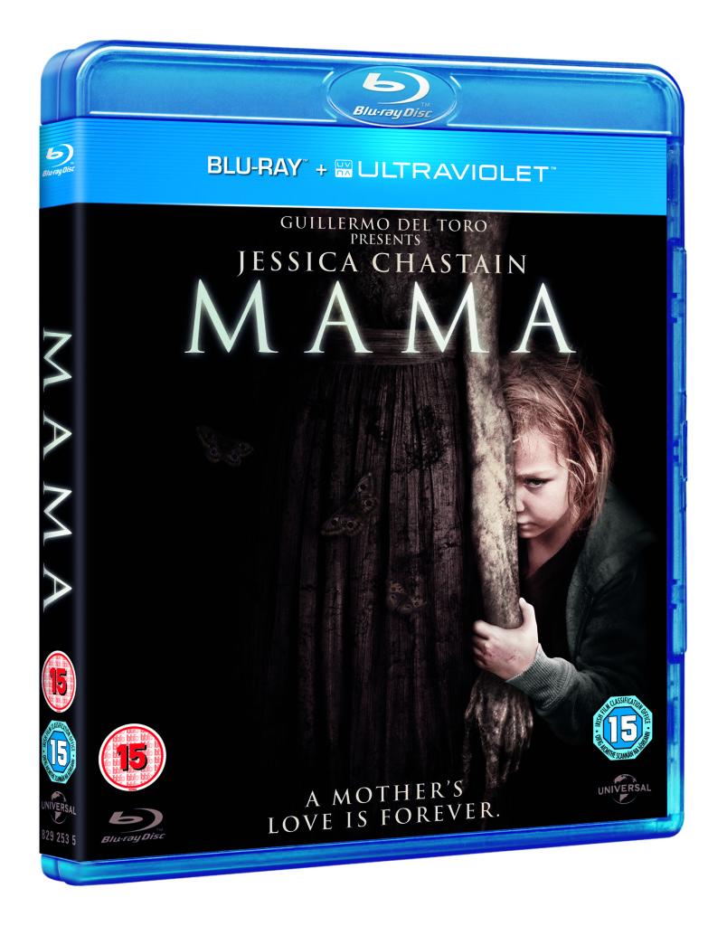 Mama Blu Ray
