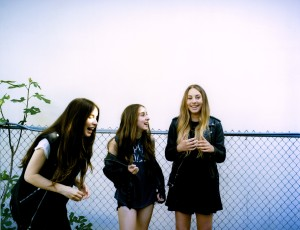 HAIM NEW - PHOTO CREDIT TOM BEARD