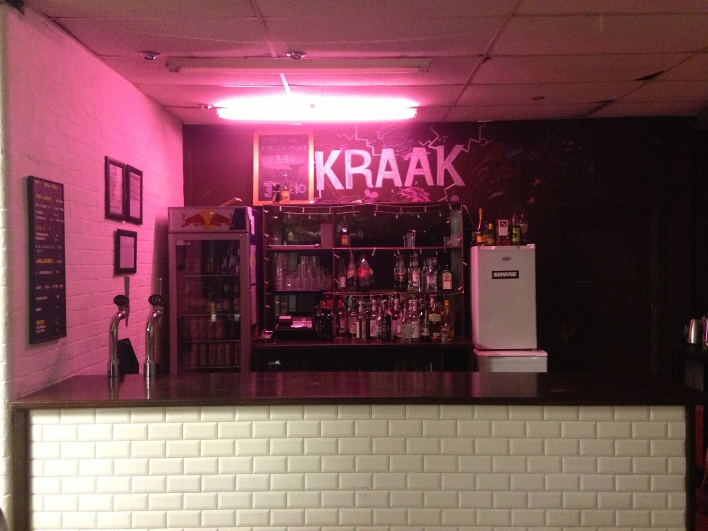 Kraak Gallery Manchester