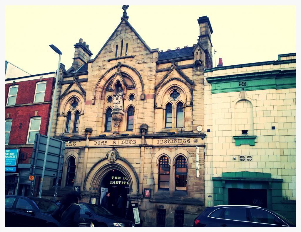 Deaf Institute Manchester