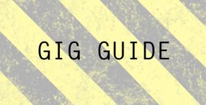 Gig guide Slider