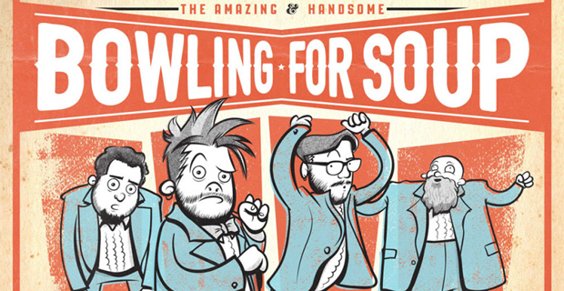 LIVE: Bowling For Soup Get Drunk With Manchester in Greatest Hits ...